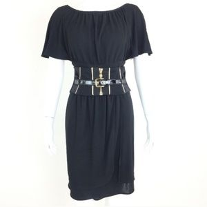 Dolce and Gabbana sz 12 black dress